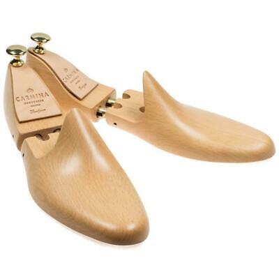 NEW Carmina wooden men's shoe trees size 8 UK / 9 US