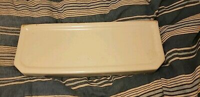 1947 American Standard Toilet Lid Replacement Lid Antique