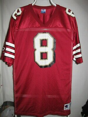 Hot JERRY RICE CUSTOM SAN FRANCISCO 49ERS THROWBACK 75th JERSEY $95.44  for sale