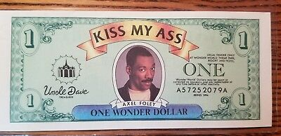 Beverly Hills Cop 3 Wonderworld EDDIE MURPHY Dollars