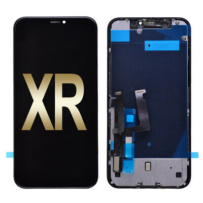 LCD Display Touch Screen Digitizer + Frame Assembly for iPhone XR 6.1''