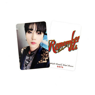 [DAY6]Remember Us:Youth Part 2 Official Photocard-Present 1. YOUNG K