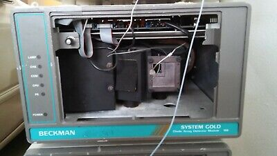Beckman Coulter System Gold HPLC Diode Array Detector Module 168