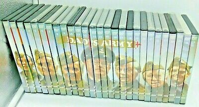 Dads Army  Box Set Complete DVD Collection 1 - 27 Discs Classic Comedy TV Series