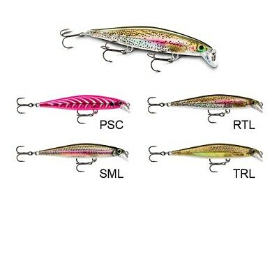 Rapala Shadow Rap 7cm Lure - Trout/Pike/Perch/Zander Lure - ALL COLOURS