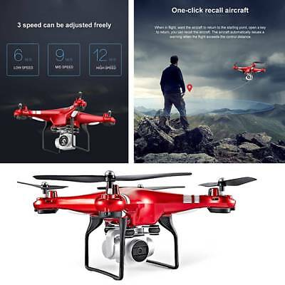 Drone X52HD Quadcopter 2.4G Aircraft Helicopter with remote control camera