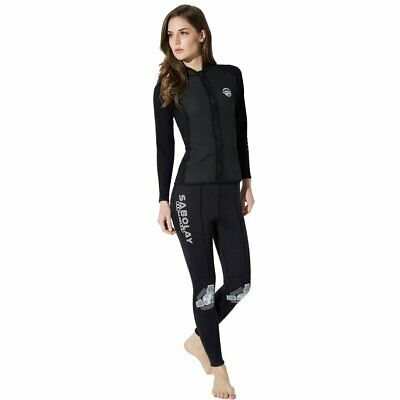 QVY1903 Female Adult Diving Suits Swimwear Surfing Swimming Polyester Tops Q~