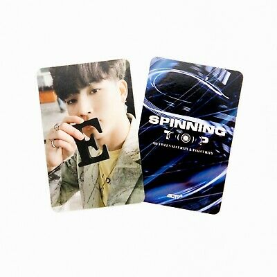 [GOT7] SPINNING TOP Official Photocard / Eclipse / 1pc / JB 5