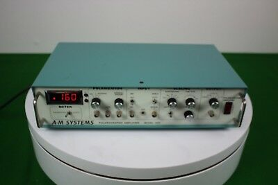 Polarographic Amplifier, Model 1900, A-M Systems