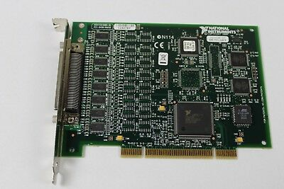 National Instruments NI PCI-8430/8 (RS232)