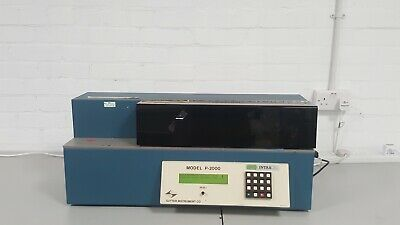 Sutter P-2000 Laser-Based Micropipette Puller Intracell Spares Repair Lab