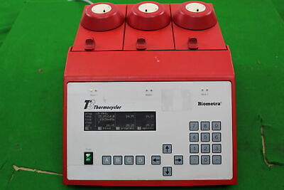 Biometra T3 Thermocycler Triple Block Laboratory PCR Thermal Cycler