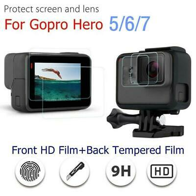 Camera Accessories Lens & Screen Protector Protective Film For Gopro Hero 7 6 5