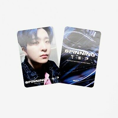 [GOT7] SPINNING TOP Official Photocard / Eclipse / 1pc / YOUNGJAE 3