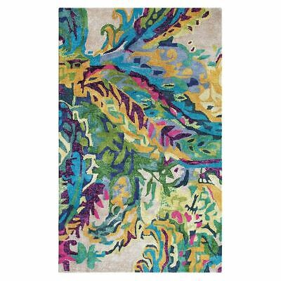 Galleria Hand-tufted Cut Pile Multi Colored Rug by Company C