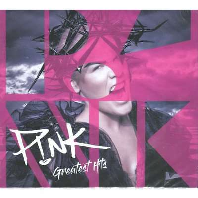 PINK 2CD The BEST MUSIC HITS Collection (2018)
