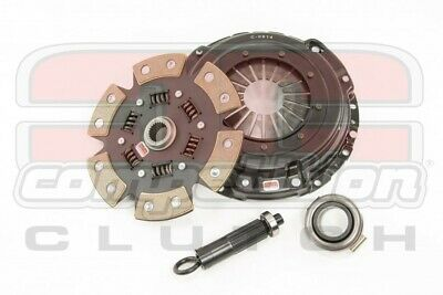 Subaru WRX 2.0 Turbo 5-Gang Pull 230mm Stage 4 - Competition Clutch Kupplung
