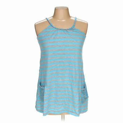 b8bf0f011a884 InGear Fashions Inc Women's Sleeveless Top, size M, turquoise, polyester