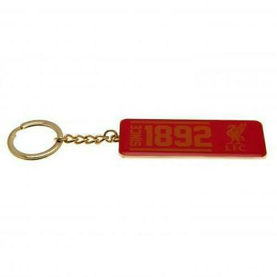 Liverpool 1892 Keyring - Official Product - Est 1892 Design -Ideal Football Gift