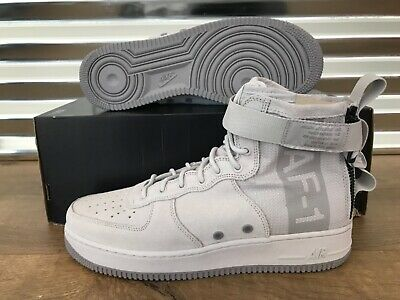 cheap Nike SF Air Force One Mid Trainer Vast Grey
