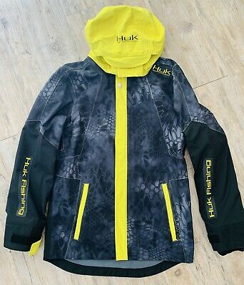 22c10234e5651 Huk Kryptek Typhon All Weather Jacket - Foul Weather Gear - Size Small S
