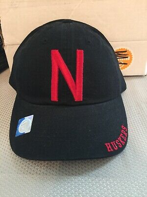 superior quality 5b12c 675ee NCAA Nebraska Cornhuskers Fitted Cap Hat NEW!
