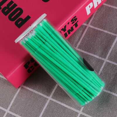 400 Pcs Cotton Swab Micro Disposable Practical Eyelash Makeup Tools for Cosmetic