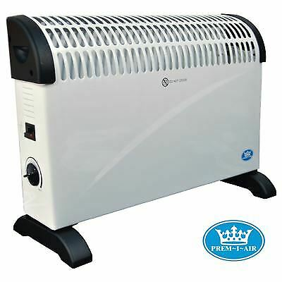Prem-I-Air 2kW Convector Heater White [ EH1710 ]