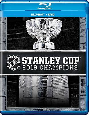 2019 Stanley Cup Champions Blu-ray + DVD* PREORDER* SHIPS ON RELEASE DATE 7/31*