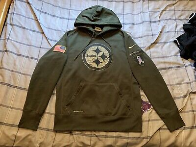 brand new 1e808 34105 NIKE PITTSBURGH STEELERS 2018 Mens NFL Salute to Service STS ...