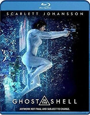 Ghost IN The Shell Blu-Ray Blu-Ray Neuf (8311541)