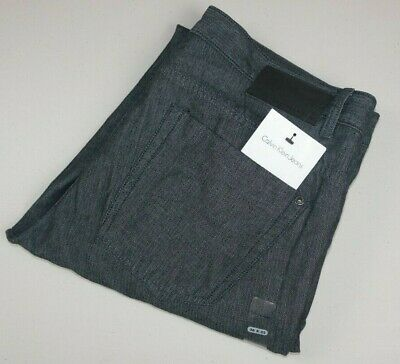 Clothing, Shoes & Accessories Men's Clothing Calvin Klein Jeans Mens 36 X 32 Jeans Distressed