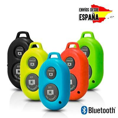 Mando Disparador Remoto Bluetooth Para Movil Ios Android Fotos Selfie Selfi