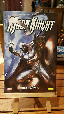 Moon Knight Tome 3 - Dieu Et La Patrie - Collection 100 % Marvel - Panini Comics