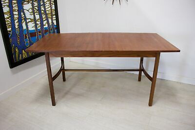 DELIVERY £60 Mid Century Teak Extending Dining Table