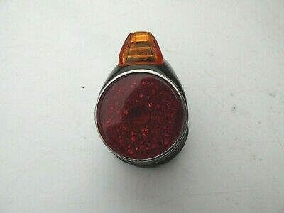 Hella Bubble Model Tail Light / Rear Light - Nos - For Oldtimer Motorcycle