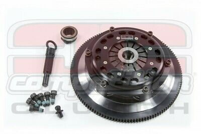 Toyota GT86 / BRZ 2.0 184mm Twin Disc - Competition Clutch Kupplung