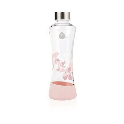equa Urban Jungle Glasflasche 550ml Magnolia