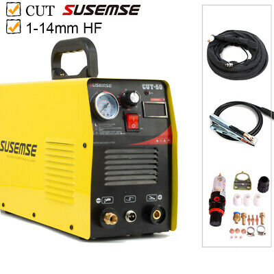 CUT50 Air Plasma Cutter 50Amp 220V Electric Digital Inverter Cutting Machine