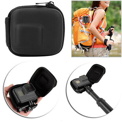 Black Storage Box Carry Case Pouch Bag For GoPro Hero 7 6 5 Camera Accessories