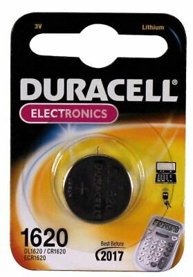 Duracell CR1620 3V Lithium 3V non-rechargeable battery DL1620