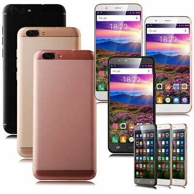 """5.5"""" Luxury 4G LTE Smartphone Unlocked Android Mobile Phone 16GB GPS Quad Core"""