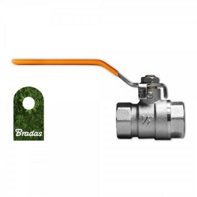 Brass Ball Valve with Lever Handle 1/2 Faucet Tap Bradas 3653