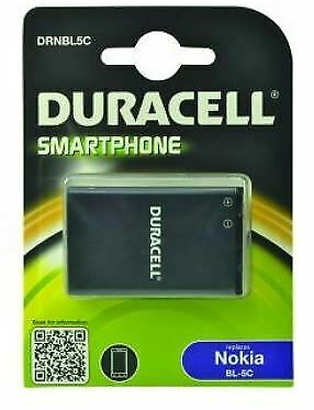 Duracell 3.7V 1000mAh Lithium-Ion 1000mAh 3.7V rechargeable battery DRNBL5C