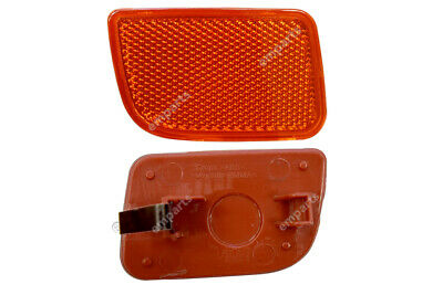 Vauxhall Movano Rear Red Reflector Lens Bumper Left Passenger Side N/S 2010 On