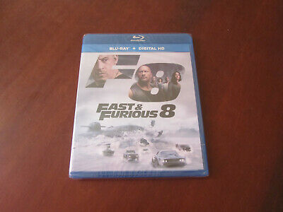 FAST AND FURIOUS 8 - Blu-Ray + Digital HD encore sous blister