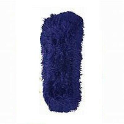 Blue 40cm Dust Control Mop Sweeper Replacement Heads Each wooden laminate floor