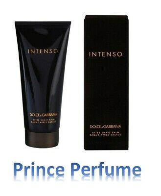D&G DOLCE E GABBANA INTENSO POUR HOMME AFTER SHAVE BALM - 100 ml