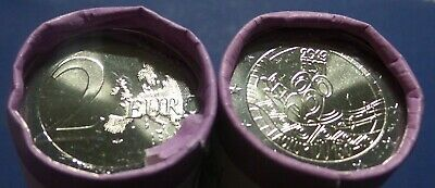 ESTONIA - 2 Euro commemorative coin 2019-150 y of the first song festival - roll