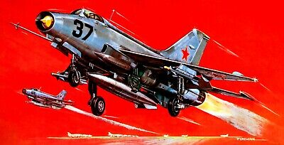 Soviet Russian Mig-21 Picture
